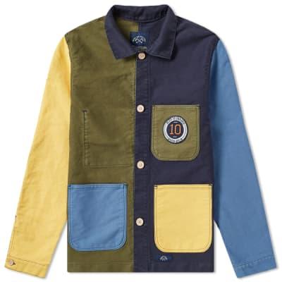 Bleu de Paname 10 Year Counter Jacket