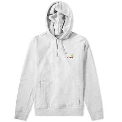Carhartt Hooded American Script Sweat