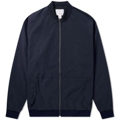 Nanamica Alphadry Varsity Jacket