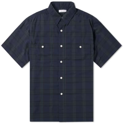 Nanamica Check Wind Shirt