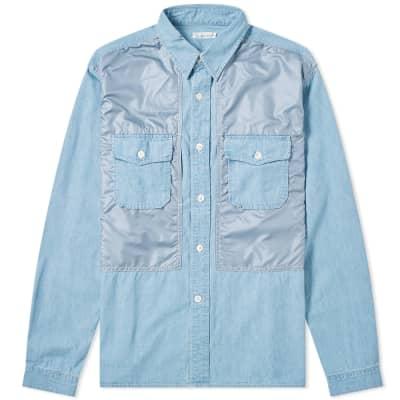 Nanamica CPO Shirt