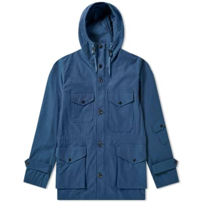Nanamica Nylon Cruiser Jacket
