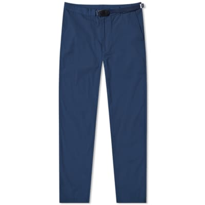 Nanamica Webbing Belt Pant