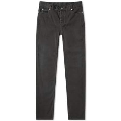 Maison Margiela 10 Waxed Drill Regular Fit Jean
