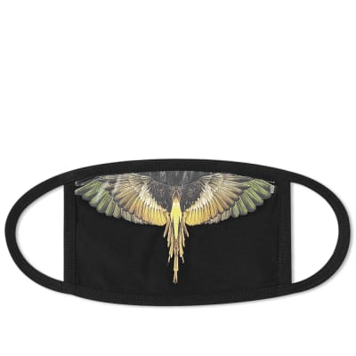 Marcelo Burlon Wings Face Mask