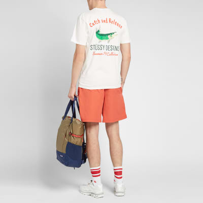 Stussy Catch & Release Pigment Dyed Tee
