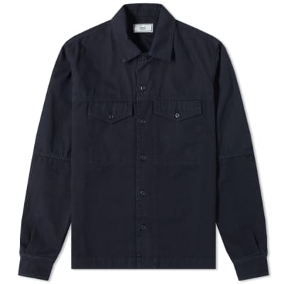 AMI 2 Pocket Overshirt