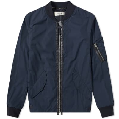 Coach MA-1 Bomber Jacket