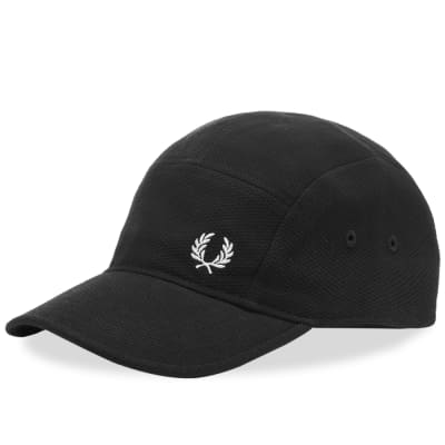 Fred Perry Authentic Textured 5-Panel Cap
