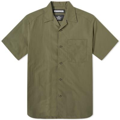 Neighborhood Short Sleeve Aloha Shirt