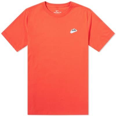 Nike Heritage Chest Logo Tee