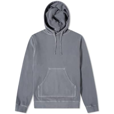 Officine Generale Olivier Pigment Dyed Hoody