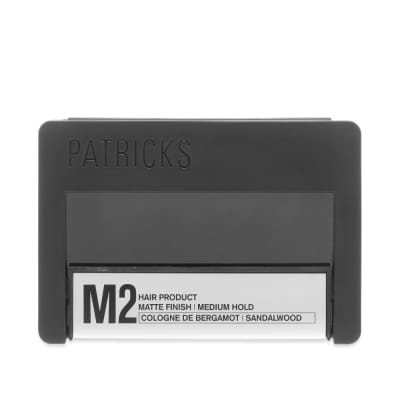 Patricks M2 Medium Hold Pomade