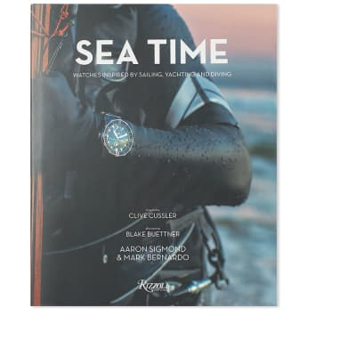 Sea Time - Watches Inspired by Sailing, Yachting & Diving