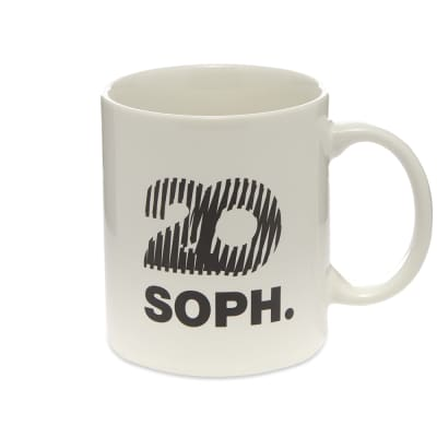 SOPH.20 Square Logo Mug