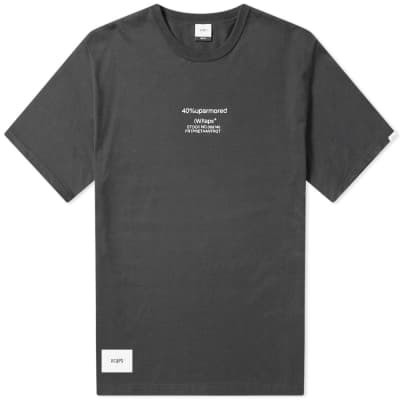 WTAPS 40% Uparmored Tee