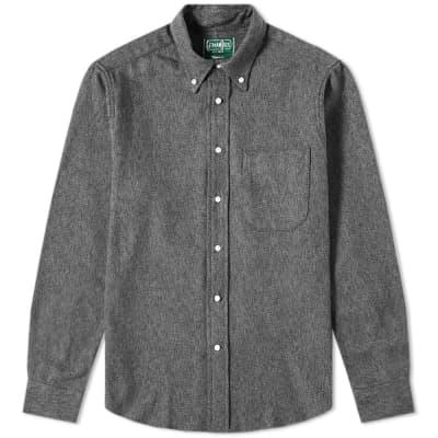 Gitman Vintage Cotton Tweed Shirt