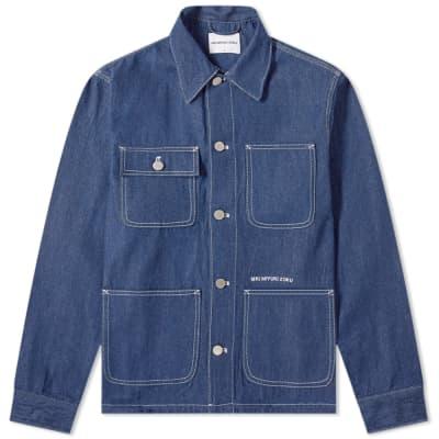 MKI Denim Chore Jacket