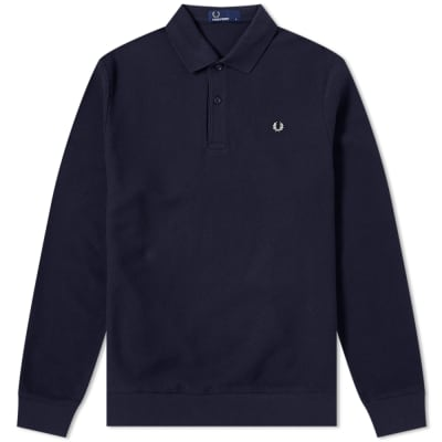 Fred Perry Honeycomb Polo