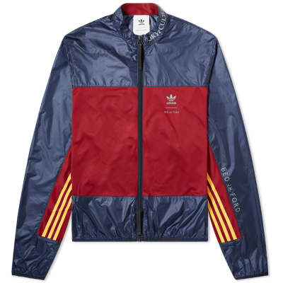 Adidas Adc Fahsion Tt Jacke Olive Survütement Verkauf