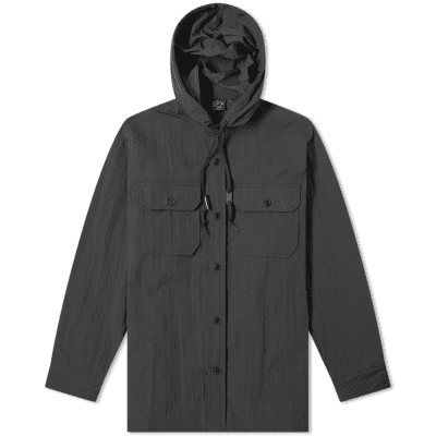 orSlow Hooded Shirt Jacket