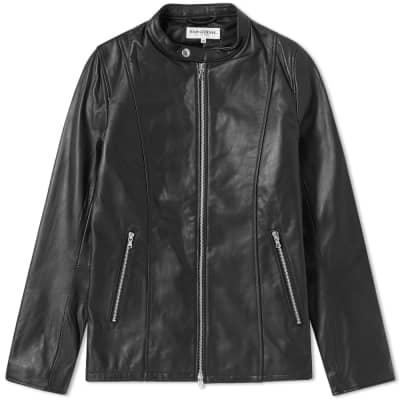 Vanquish Leather Riders Jacket