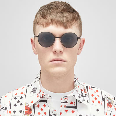 Balenciaga Round Sunglasses