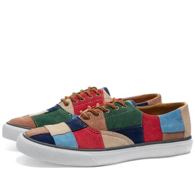 Sperry Topsider Cloud CVO Patchwork
