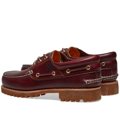 Timberland Authentic 3 Eye Classic Lug Shoe