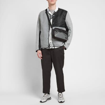 Wings + Horns Reversible Fleece Liner Jacket