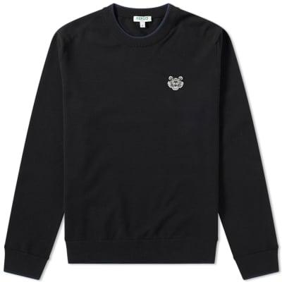 Kenzo Tiger Crew Knit