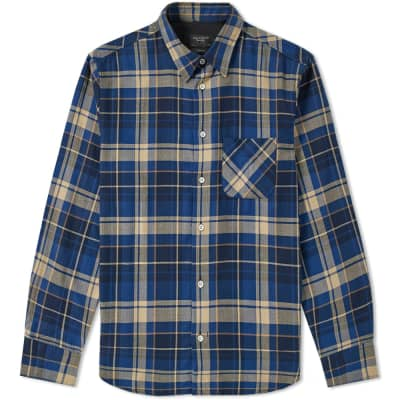 Rag & Bone Check Overshirt