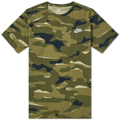 Nike Camo Pack 1 Tee