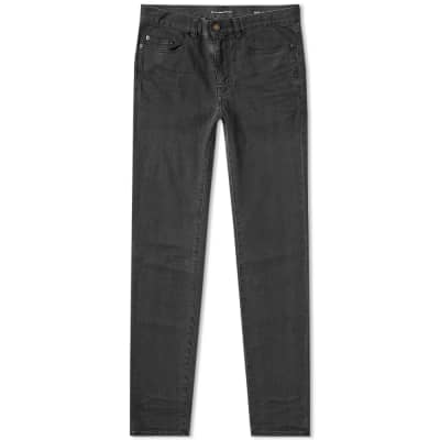 Saint Laurent Skinny Low Jean