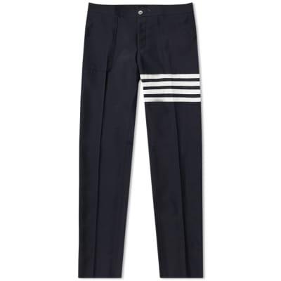 Thom Browne Unconstructed Slant Pocket Chino