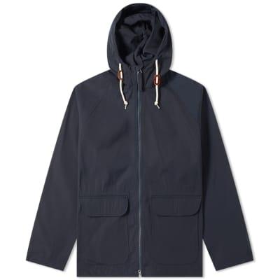 Universal Works Hooded Windbreaker Jacket