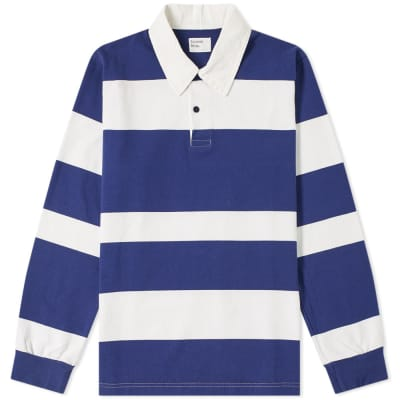 Universal Works Rugby Shirt