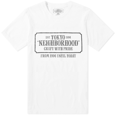 Neighborhood Bar & Shield Tee