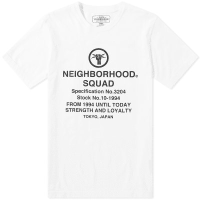 Neighborhood Squad Tee