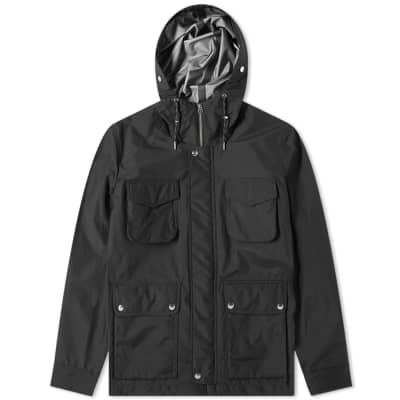 AMI Patch Pocket Bonded Parka