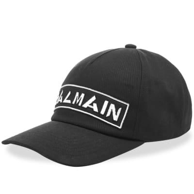 Balmain Badge Baseball Cap