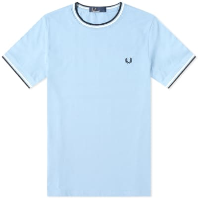 Fred Perry Authentic Twin Tipped Tee