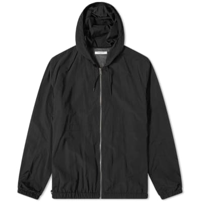 Givenchy Extreme Logo Hooded Windbreaker