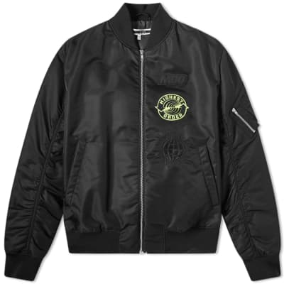 McQ Alexander McQueen Patch MA-1 Jacket