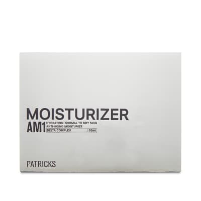 Patricks AM1 Anti-Aging Hydrating Moisturiser with Delta Complex