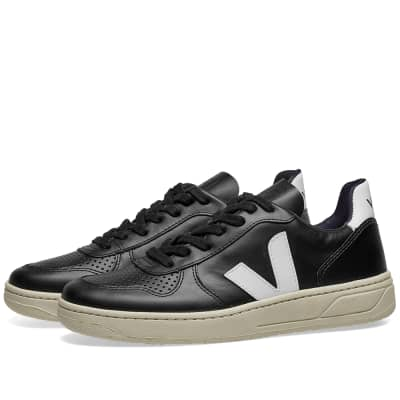 Veja V-10 Leather Basketball Sneaker W