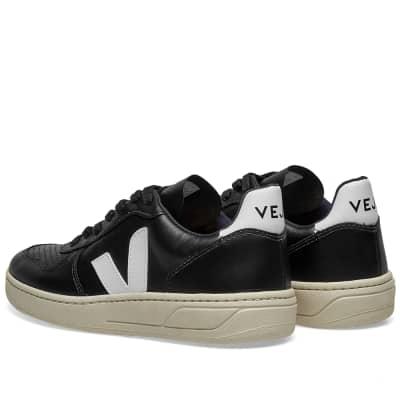 Veja V-10 Leather Basketball Sneaker W