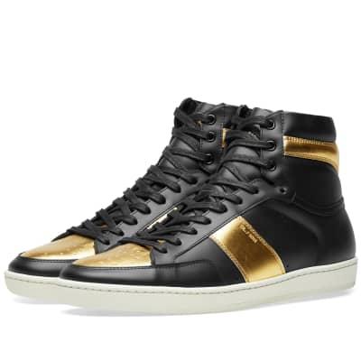 Saint Laurent SL-10H Court Classic Sneaker
