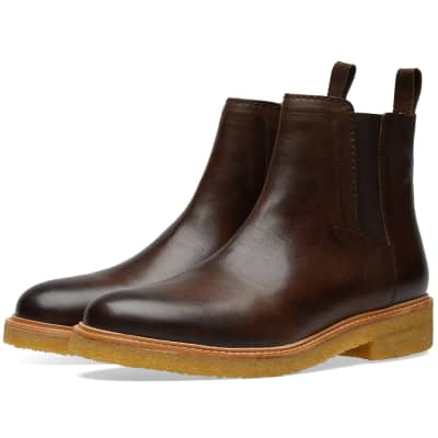Zespa Veg Tan Leather Chelsea Boot