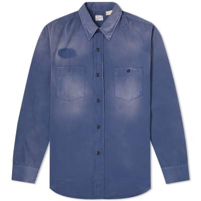 Levi's Vintage Clothing 1950's Worker Overshirt